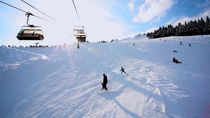 あわす の スキー 場
