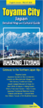 Toyama City Japan Detailed Map and Cultural Guide